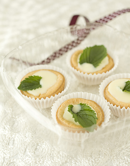 Mini Fig & White Chocolate Mascarpone Cream Tarts — La Fuji Mama