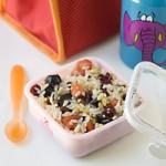 Rice & Olive Salad