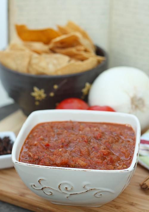 Tomato Salsa #95