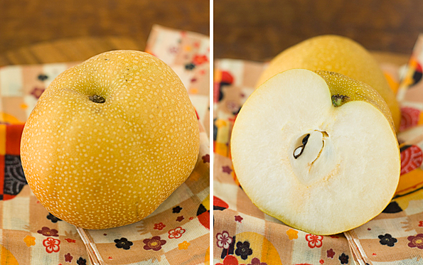 Delicious Asian Pear