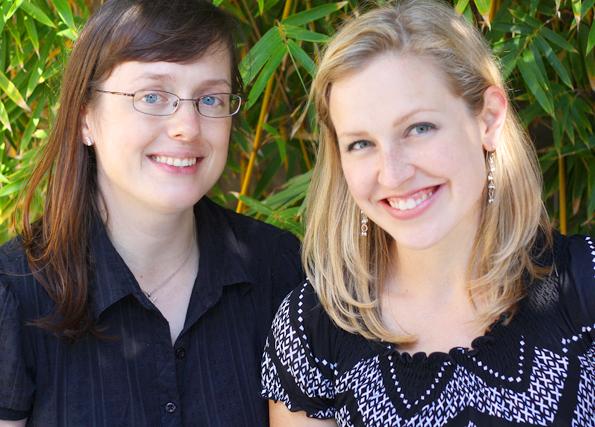 Mardi & Rachael