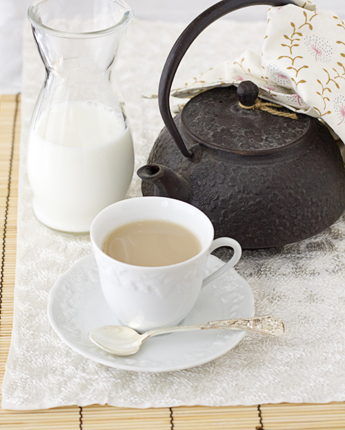 Mugi-chai, a Japanese twist on chai tea