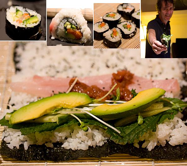 Sushi Success!