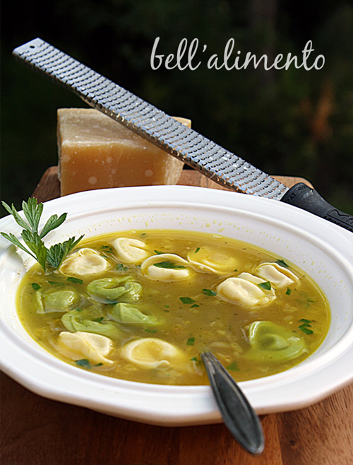 Tortellini Soup 4
