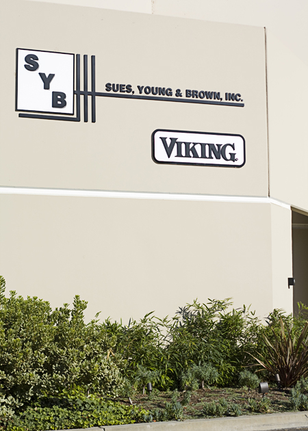 Viking Range show rooms