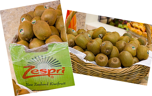 Zespri Green Kiwifruit at Camp Blogaway
