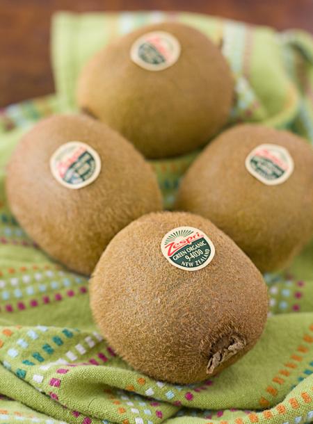 Zespri Green Organic Kiwi Fruit