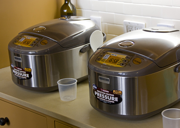 Zojirushi Induction Heating Pressure Rice Cookers
