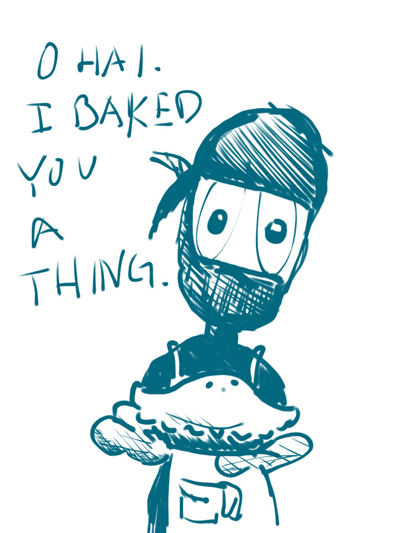 @jeters - Ninja Baker 1