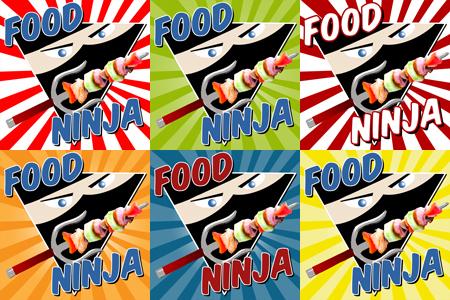 Food Ninjas Unite!