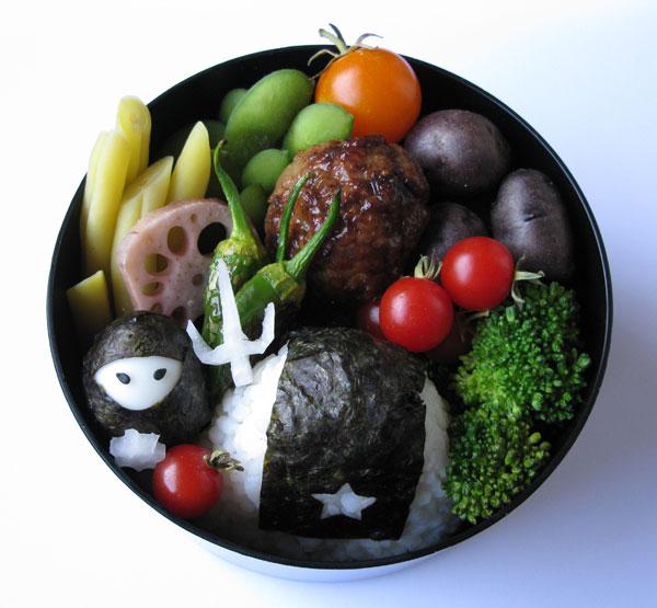 Sonoma Bento's Food Ninja Bento