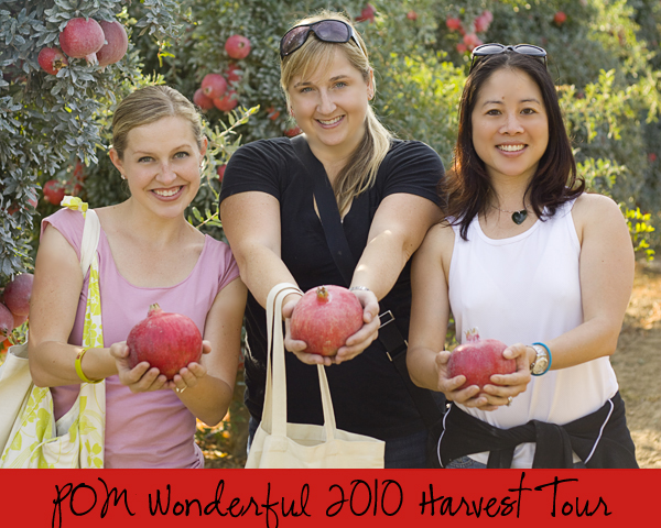 POM Wonderful 2010 Harvest Tour
