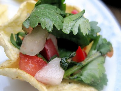 The Country Cook - Pico de Gallo