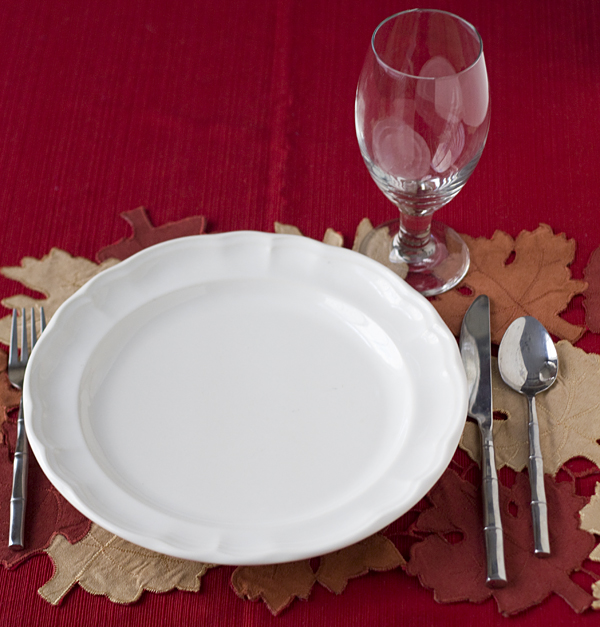 Help Fill This Empty Plate