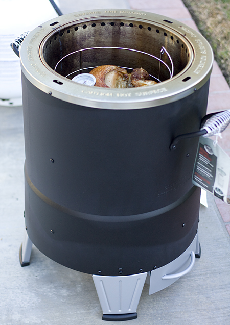 The Char-Broil Big Easy Infrared Turkey Fryer
