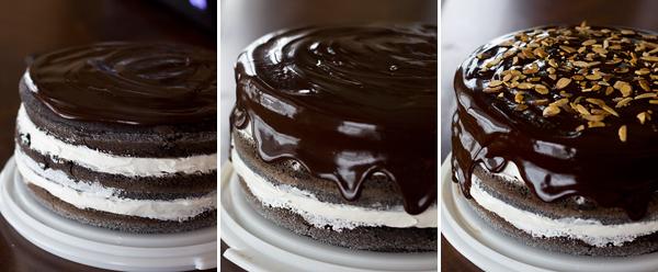 Ho Ho Cake La Fuji Mama