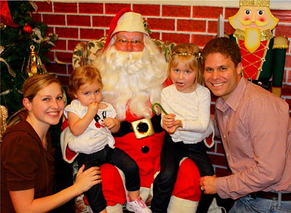 Christmas 2010 -- Fuji Family