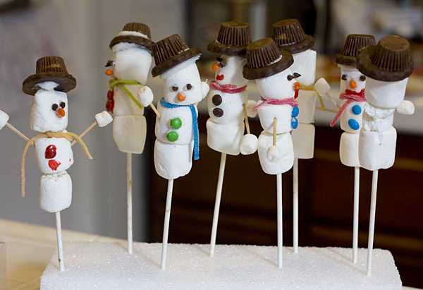 The Marshmallow Snowman Convention