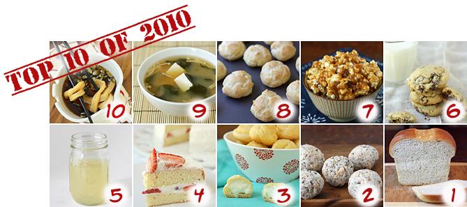 Top 10 of 2010