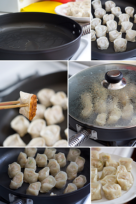 Shrimp Pork Dumplings (Ebi to Butaniku no Gyoza) + Giveaway! — La ...