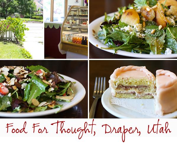 Food For Thought, Draper, Utah