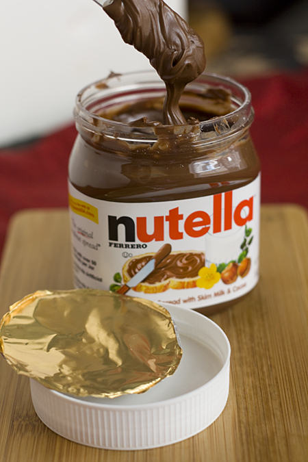 celebrating world nutella day