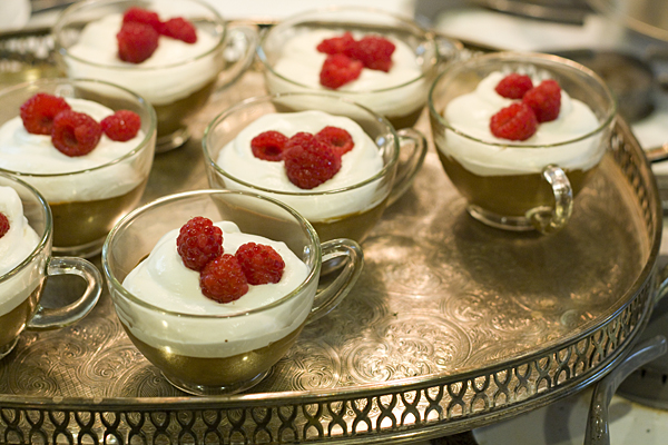 Dorie Greenspan's Chocolate Mousse