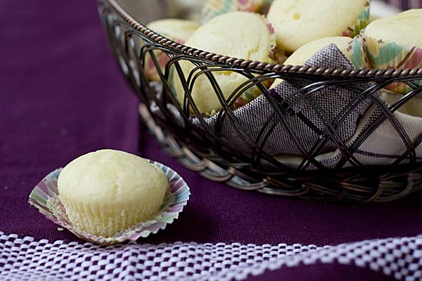 Mini Milk Muffins