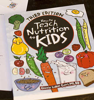 How to Teach Nutrition to Kids by Connie Evers