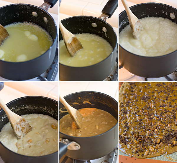 Making the brittle