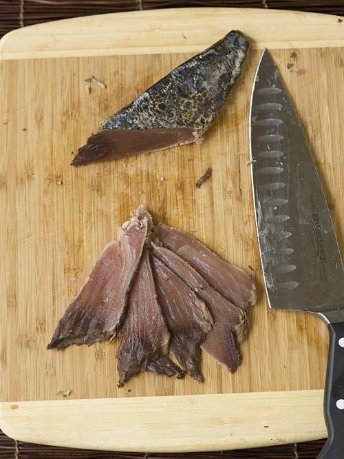 Sliced Tuna Tataki
