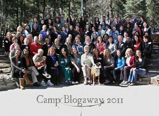 Camp Blogaway 2011