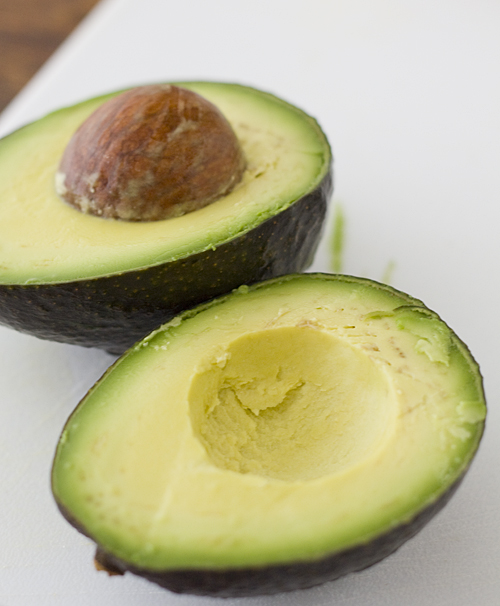 Fresh Ripe Creamy California Avocado