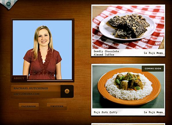 Rachael Hutchings of La Fuji Mama on Appetites App