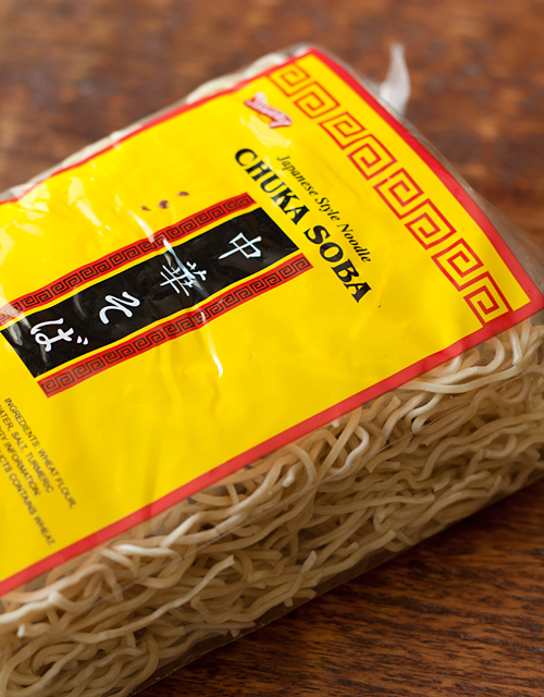 Chuka Soba Noodles