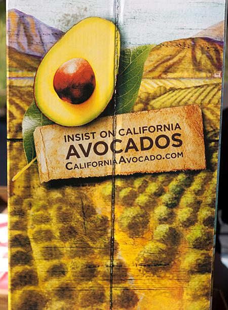 California Avocados