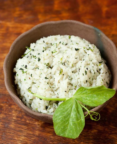 """Dau Miu Na Meshi, aka """"Leafy Rice"""""""