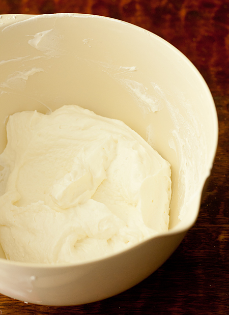 Sweet and Creamy Goat Cheese Mousse