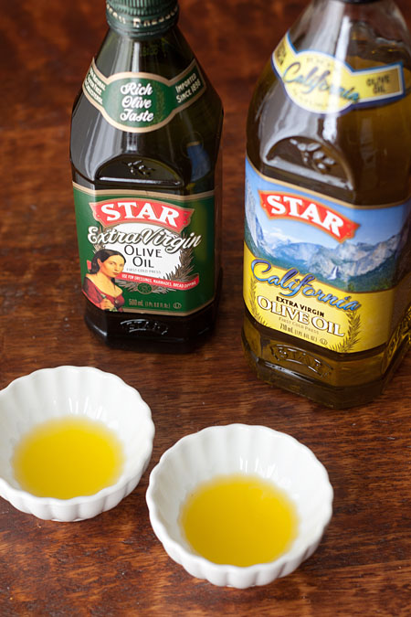 STAR Extra Virgin Olive Oil and California Extra Virgin Olive Oil