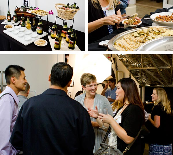STAR Olive Oil Tasting Party