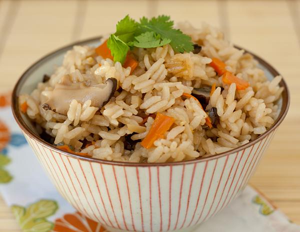 Takikomi Gohan, Japanese Mixed Rice
