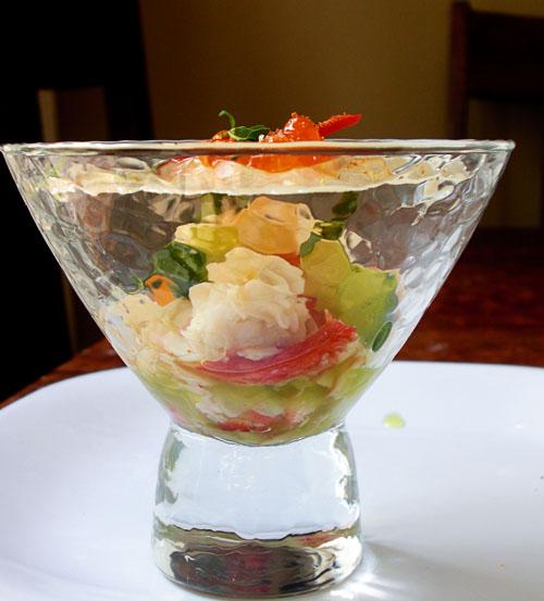 Chef Duffy's Crab Salad