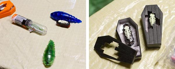 HEXBUG Nano bugs