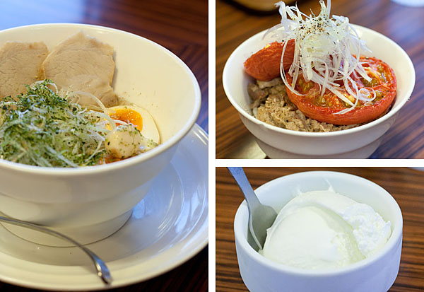 Ramen, Donburi, and Ice Cream at Ivan Ramen