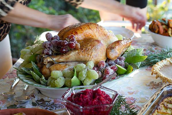 Gorgeous Thanksgiving Turkey
