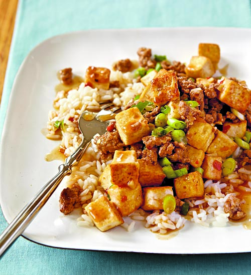 Quick Mao Pao Tofu Recipe — La Fuji Mama