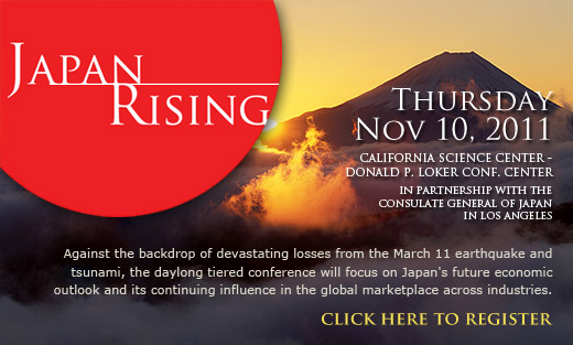 Japan Rising Conference