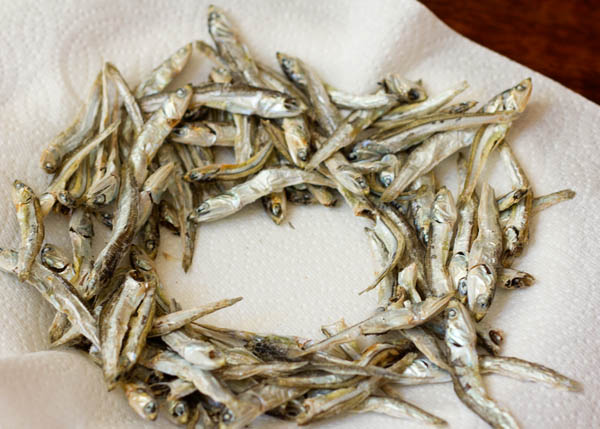 Dried Sardine Recipe For Dog Treats