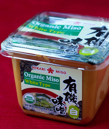 Shiro MIso (White Miso Paste)