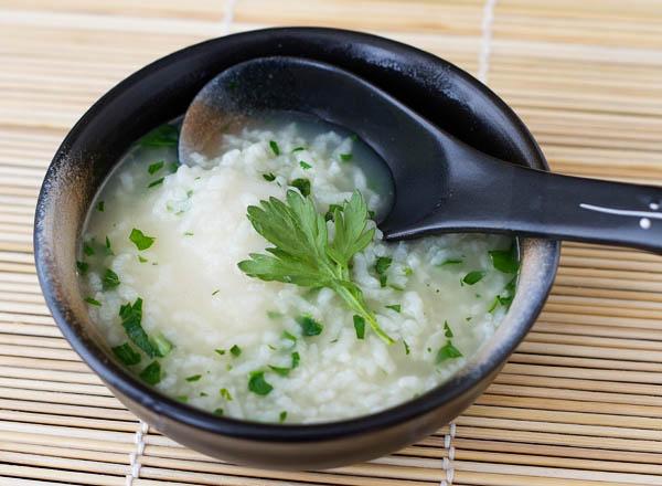 Nanakusa-Gayu (Seven-Herb Rice Soup) Recipe — La Fuji Mama